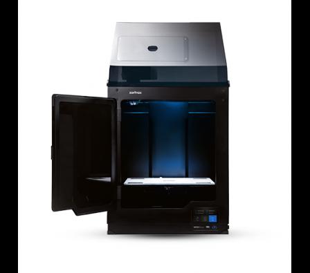Zortrax M300 Dual inkl. HEPA-Cover - Großvolumiger Doppel-Extrusions-3D-Drucker