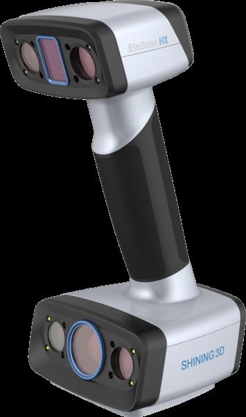 Shining 3D EinScan-HX & Software-Bundle (Solid Edge + Essentials)