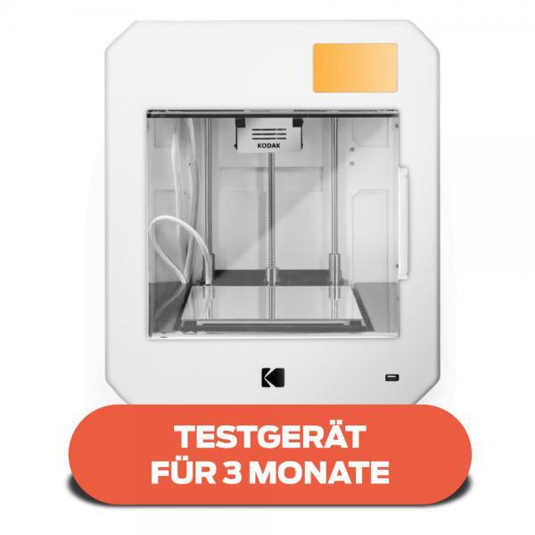 Testgerät für 3 Monate: KODAK Portrait 3D Drucker