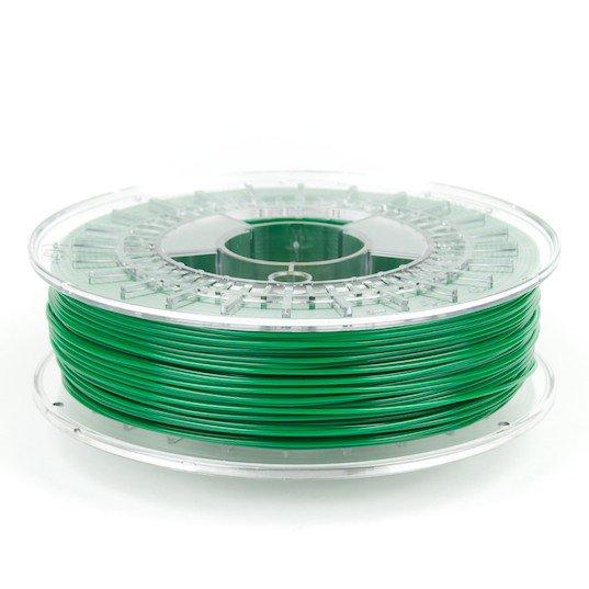 Abverkauf: ColorFabb XT-Dark-Green 1,75mm Filament auf 750g Rolle