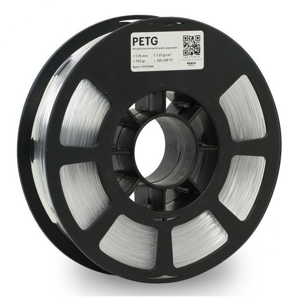 Kodak PET-G Natur 3D-Filament 1,75 / 2,85mm 750g