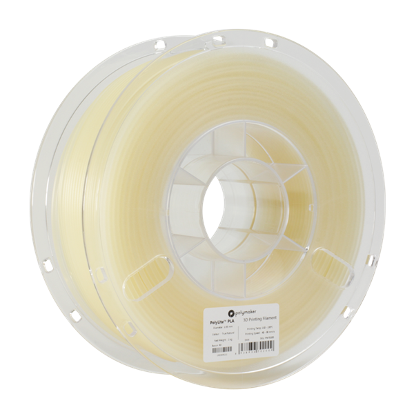 Polymaker PolyLite PLA Filament Natural 1,75mm 1000g