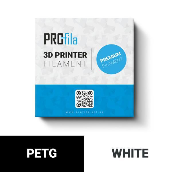 ProFila PETG white 1,75mm 1000g