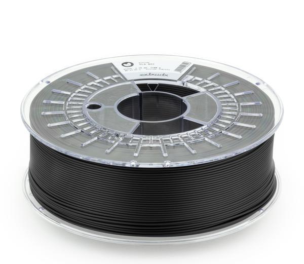 extrudr NX2 PLA schwarz 1,75mm 1100g - matt finish