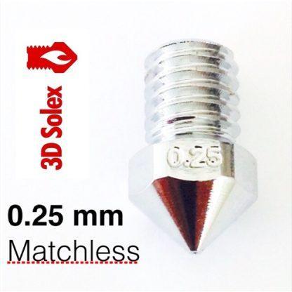 3DSolex CHT MATCHLESS Nozzle 2.85 - 0.25mm