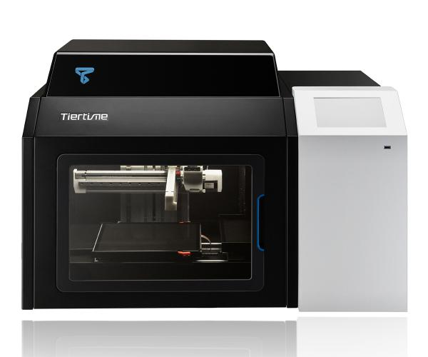 Testgerät für 3 Monate: Tiertime X5 3D-Drucker