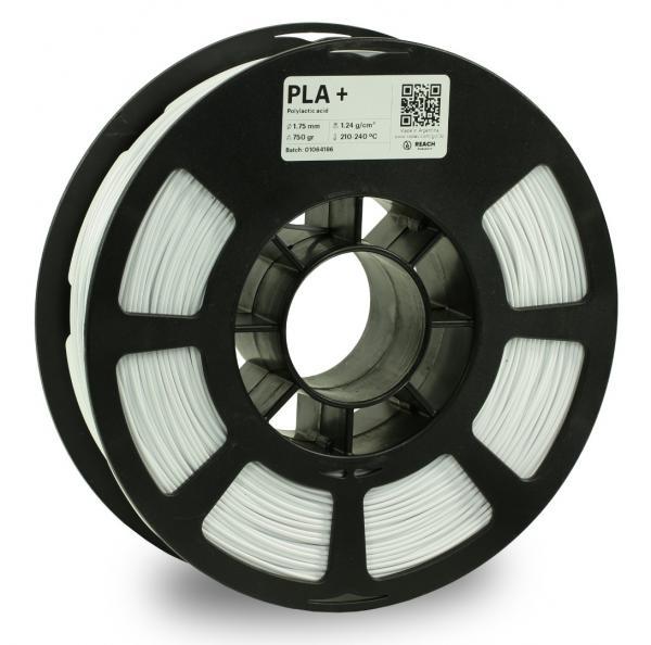 Kodak PLA + Natur 3D-Filament 1,75 / 2,85mm 750g