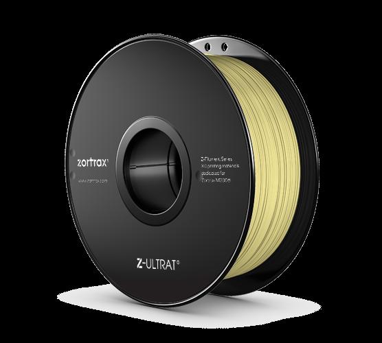 Abverkauf: Zortrax Z-ULTRAT Filament Pastel Yellow 0,8kg 1,75mm