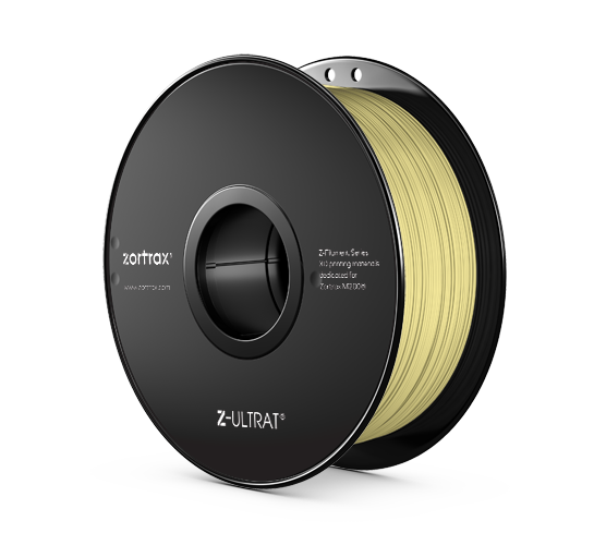 Abverkauf: Zortrax Z-ULTRAT Filament Pastel Yellow 800g 1,75mm