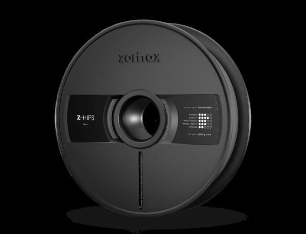 Zortrax Z-HIPS Grey Filament 2,0kg 1,75 für M300