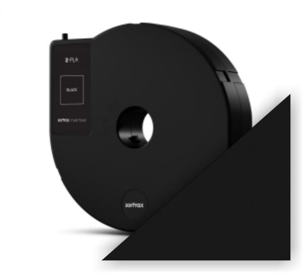Abverkauf: Zortrax Z-PLA Filament Black 350g Cartridge