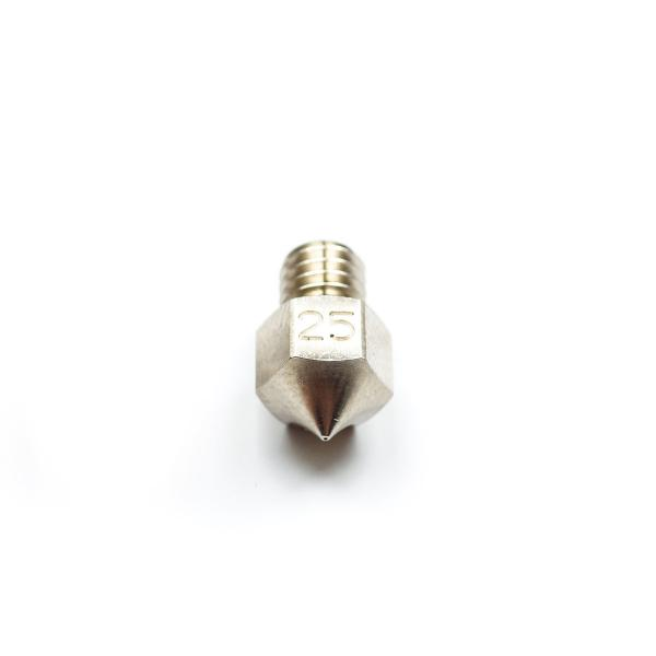 3DSolex Nozzle for Raise3D E2 / PRO2 0.25mm