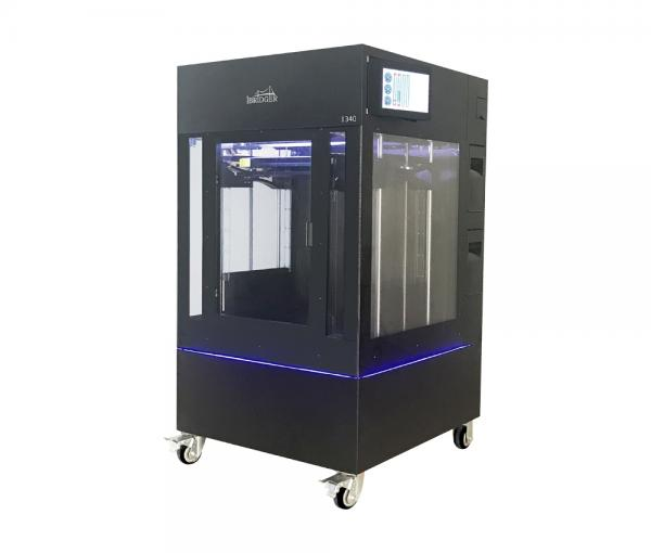 iBridger i340 - Large format industrial 3D printer with high production volume