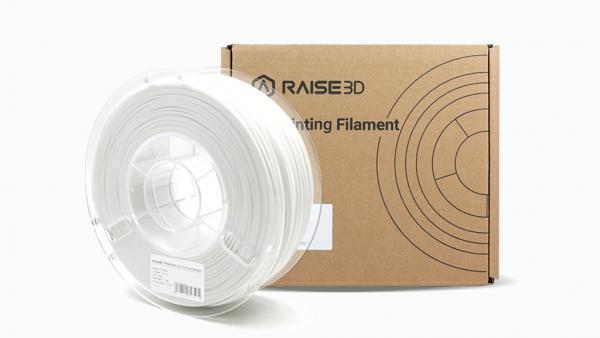 Raise3D R3D Premium TPU-95A Filament White 1kg 1,75mm
