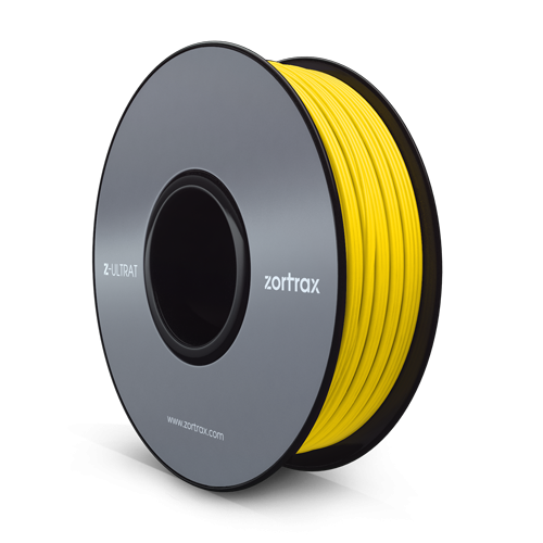 Zortrax Z-ULTRAT Filament Yellow 800g 1,75mm