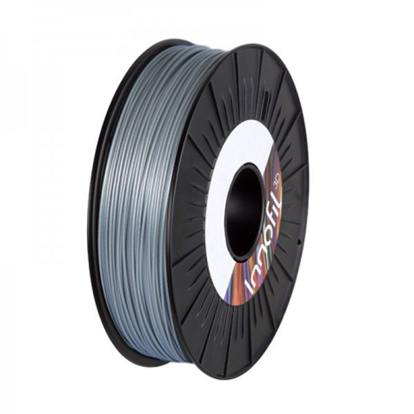 """Abverkauf: Innofil ABS Filament """"Silver"""" 0,75kg (Durchmesser 2,85mm)"""