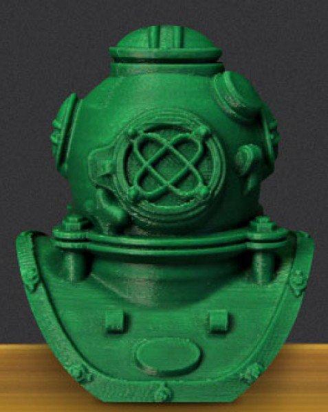 "Abverkauf: MakerBot ABS Filament ""True Green"" 1,00kg (Durchmesser 1,75mm)"