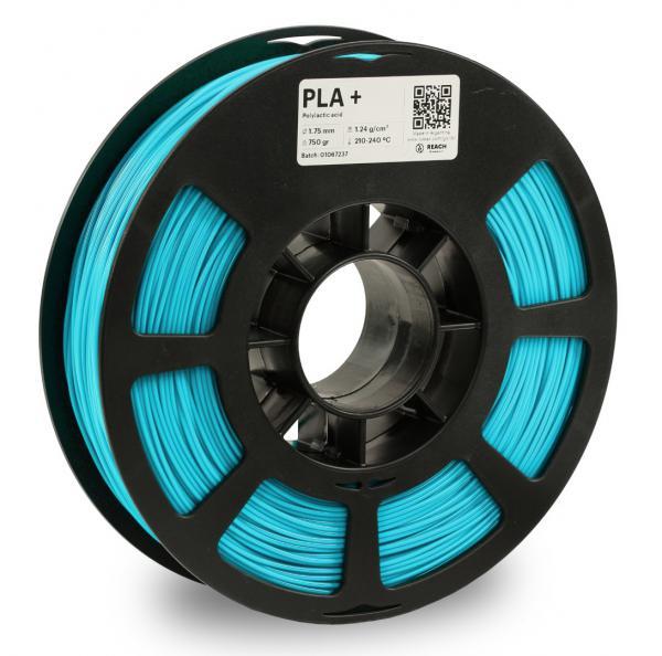 Kodak PLA + Hellblau 3D-Filament 1,75 / 2,85mm 750g Pantone 2225C