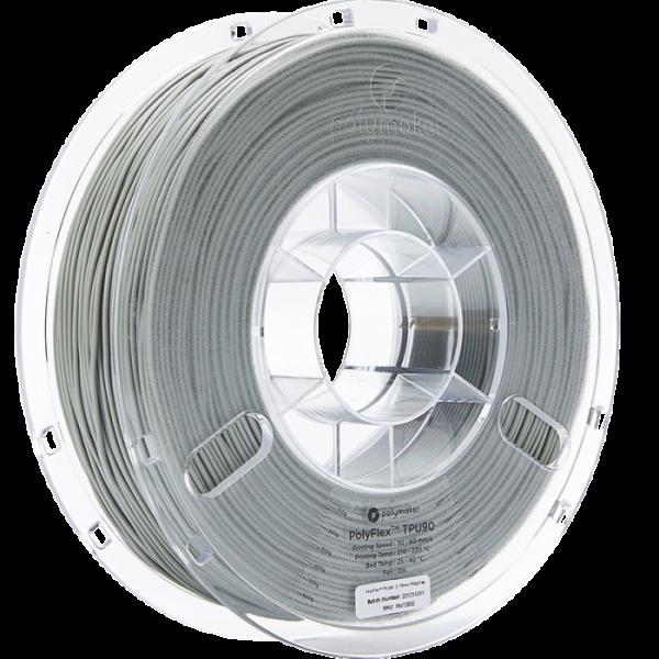 PolyMaker PolyFlex TPU90 Grey