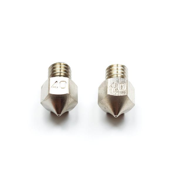 3D Solex Raise3D PRO 2 Nozzle 0,25 / 0,40 / 0,80 mm