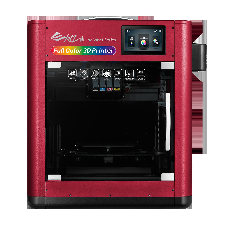 XYZ Printing Da Vinci Color 3D-Drucker In Vollfarbe