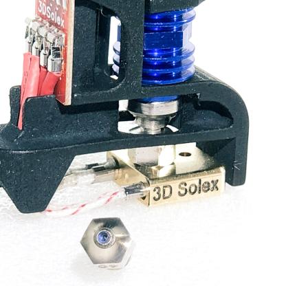 3DSolex Printcore 60 CC Everlast for Ultimaker S5/S3 with 1 Nozzle 0.6mm