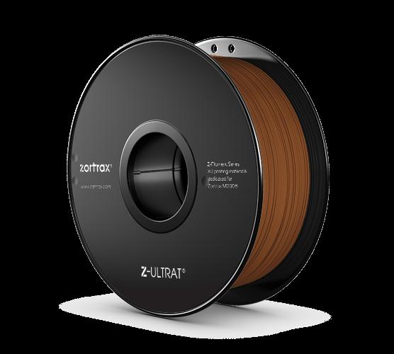Zortrax Z-ULTRAT Filament Braun 0,8kg 1,75mm