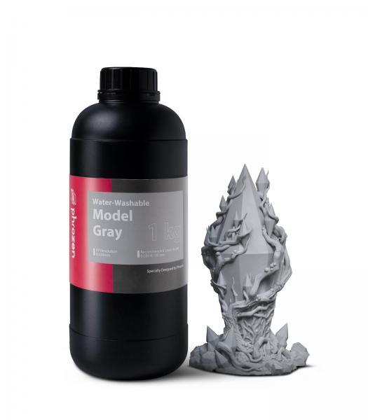 Phrozen Water-Washable Resin Model Gray 1KG