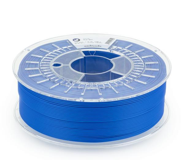 extrudr NX2 PLA blau 1,75mm 1100g - matt finish
