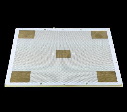 Zortrax Druckbett / Druckplatte für M300 (Plus) Perforated Plate