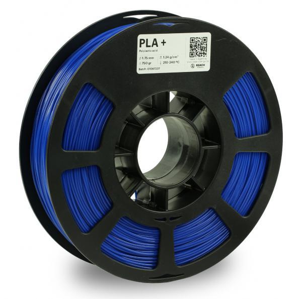 Kodak PLA + Blau 3D-Filament 1,75 / 2,85mm 750g Pantone 2935 C