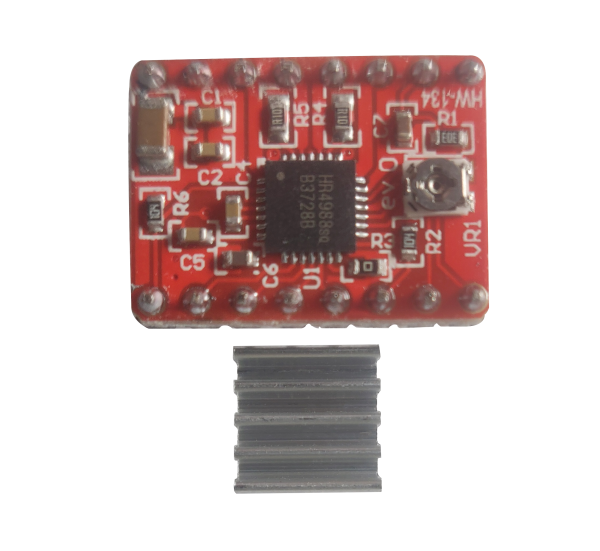 iBridger motor driver board 20mm x 16mm