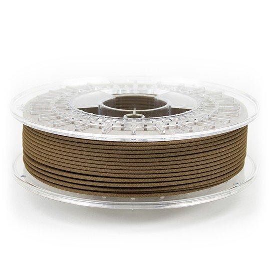 Abverkauf: ColorFabb CORKFILL 2,85mm Filament auf 650g Rolle