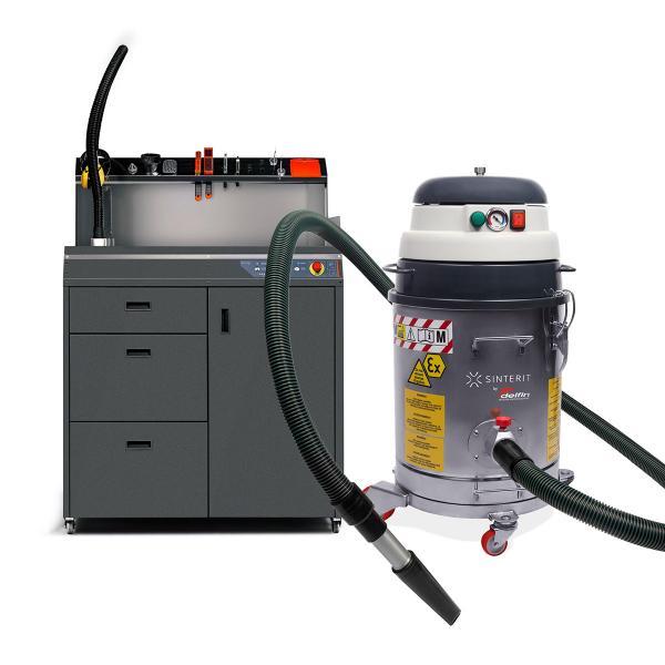 SINTERIT Powder Handling Module - Set inkl. Atex Cleaner und Powder Sieve