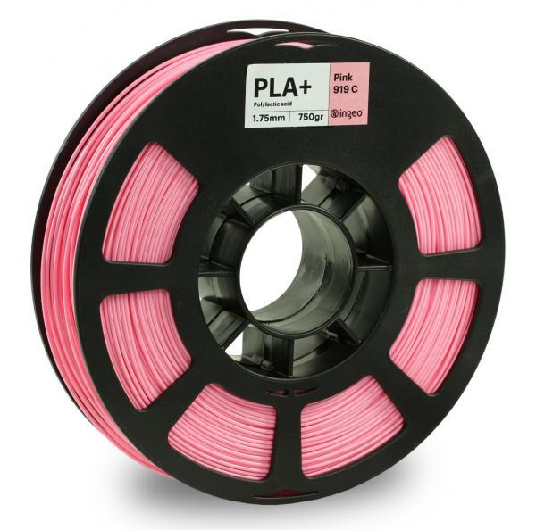 Kodak PLA + Pink 3D-Filament 1,75 / 2,85mm 750g Pantone 919 C