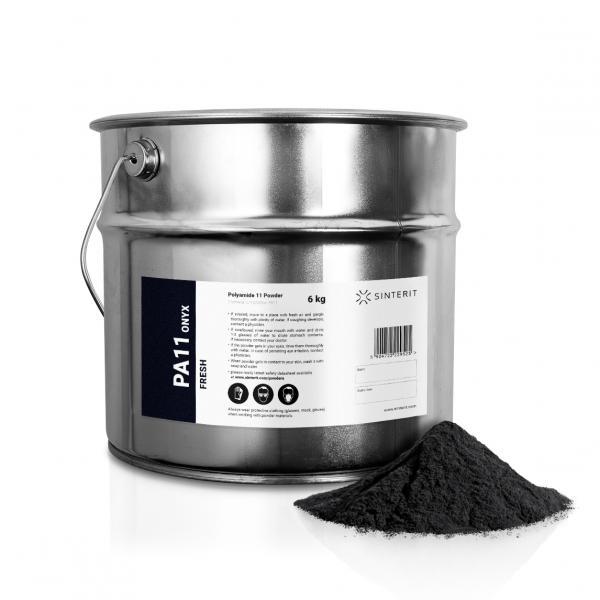 SINTERIT PA11 Onyx Fresh Powder 6 kg