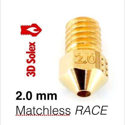 3DSolex CHT MATCHLESS Nozzle 2.85 - 2.00mm