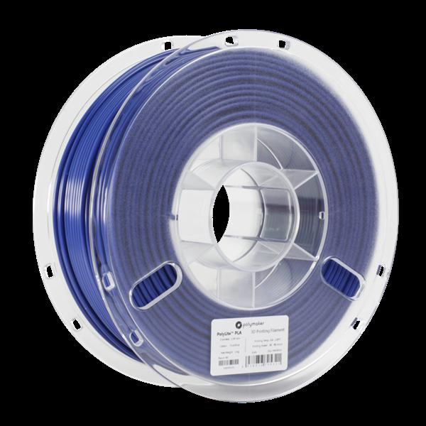 Polymaker PolyLite PLA Filament True Blue 1,75mm 1000g