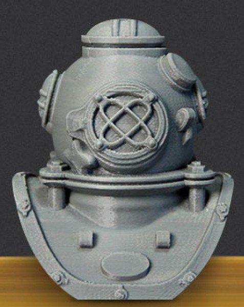 """Abverkauf: MakerBot ABS Filament """"True Grey"""" 1,00kg (Durchmesser 1,75mm)"""