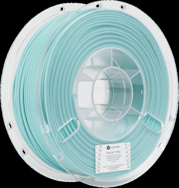 Polymaker PolyLite PETG Teal Filament 1,75mm 1000g