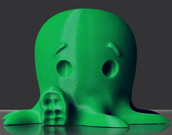 "Abverkauf: PLA Filament Large ""True Green"" 0,90kg (Durchmesser 1,75mm)"