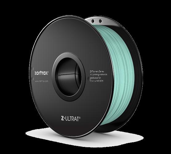 Zortrax Z-ULTRAT Filament Pastel Turquoise 0,8kg 1,75mm