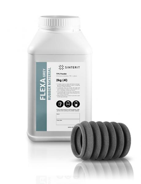 SINTERIT Flexa Grey Powder 2 kg