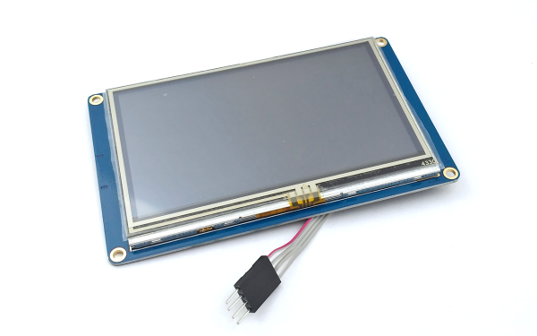 Anisoprint Touch display module for A3 - Composer A3