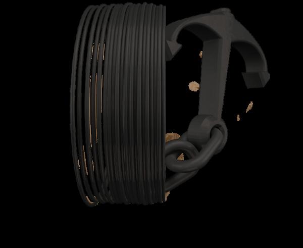treeD longchain nylon filament