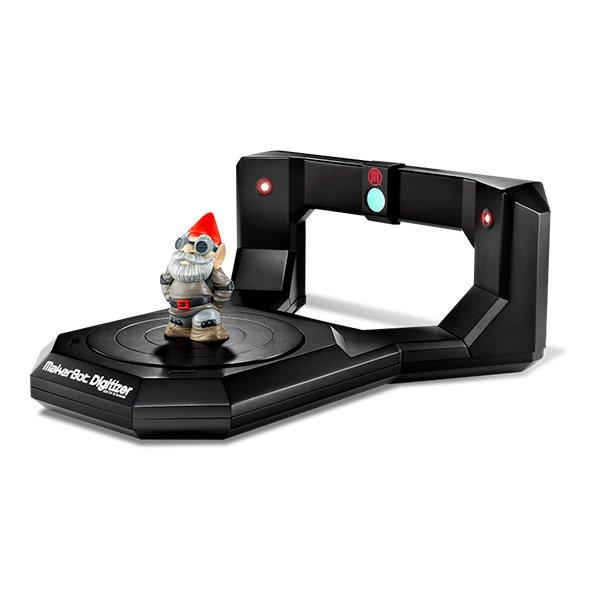 Demogerät: MakerBot Digitizer 3D-Scanner
