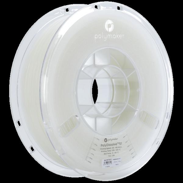 PolyMaker PolyDissove™ S1 Wasserlösliches Filament 1,75mm 750g
