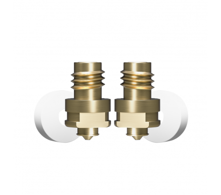 Zortrax Nozzle Set 0.3 & 0.6mm für M200 Plus / M300 Plus