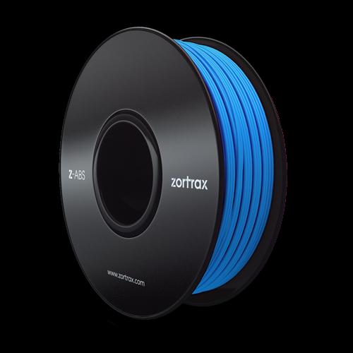 Zortrax Z-ABS Filament Blue 800g 1,75mm
